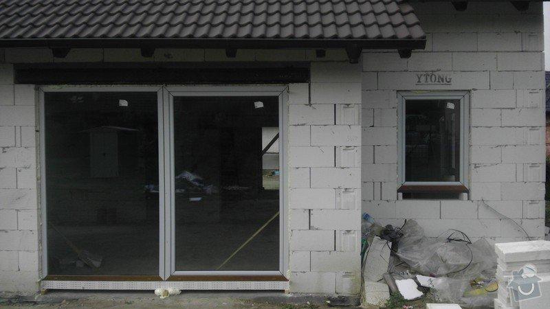 Dodávka a následná montáž oken: IMAG0263