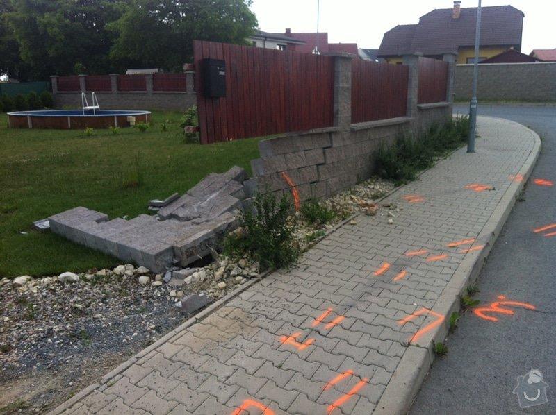 Oprava nabořeného plotu z KB BLOKu: obrazek_3_1_