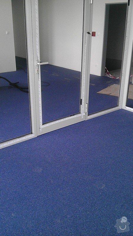 Montáž AL oken a dveří ve výrobní hale: IMAG0277
