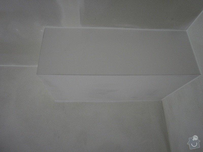 Sádrokartonové podhledy, půdní vestavba: P6270093