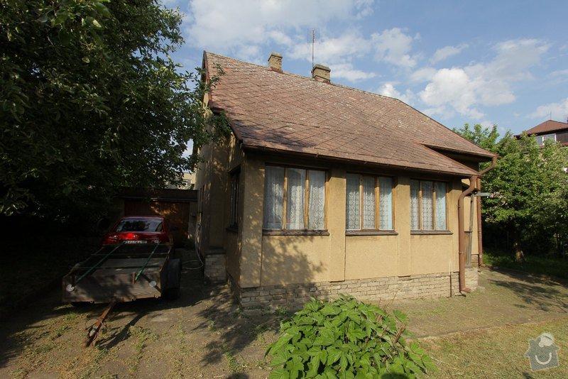 Realizace střechy - rodinný dům: IMG_5429
