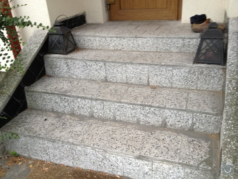 Obložení vstupních schodů marmolitem: aaa_002