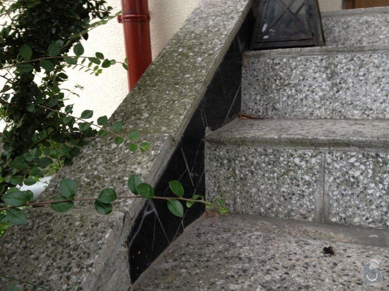Obložení vstupních schodů marmolitem: aaa_003