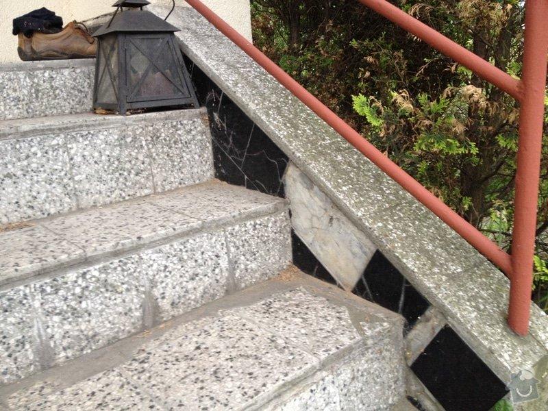 Obložení vstupních schodů marmolitem: aaa_004