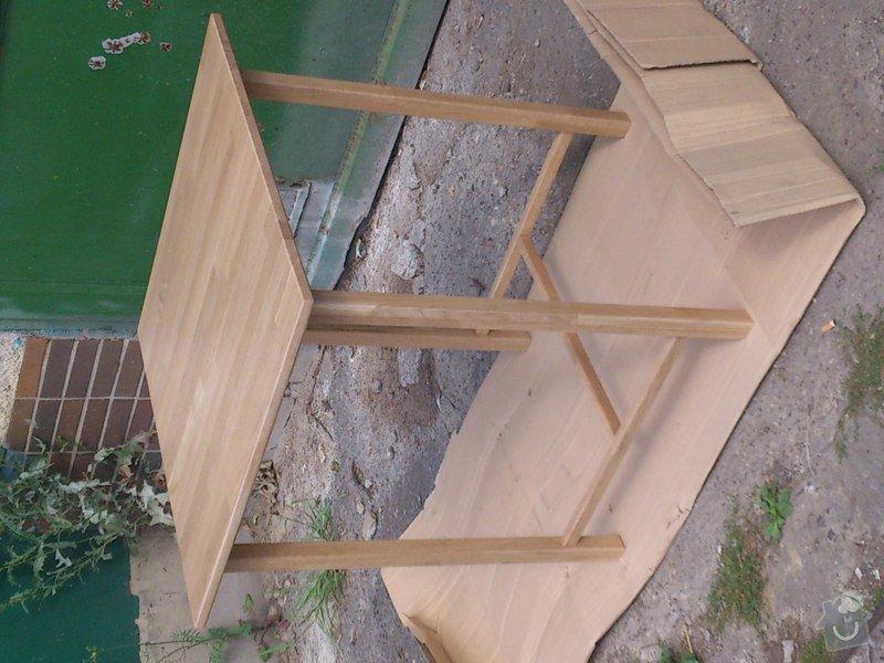 Výroba barového jídelního stolku: DSC_0074