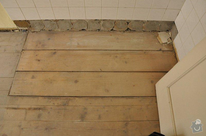 Dřevěná podlaha z prken (palubky): DSC_0056