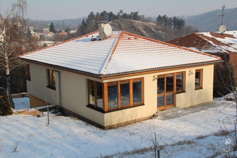 Hromosvod a klempířské práce na komíně: IMG_1092