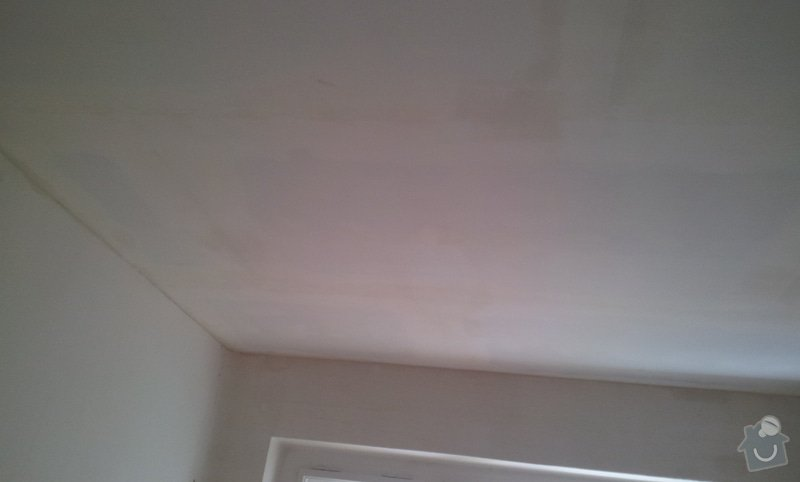 Rozdělení místnosti a montáž podlahy: 20120627_164110