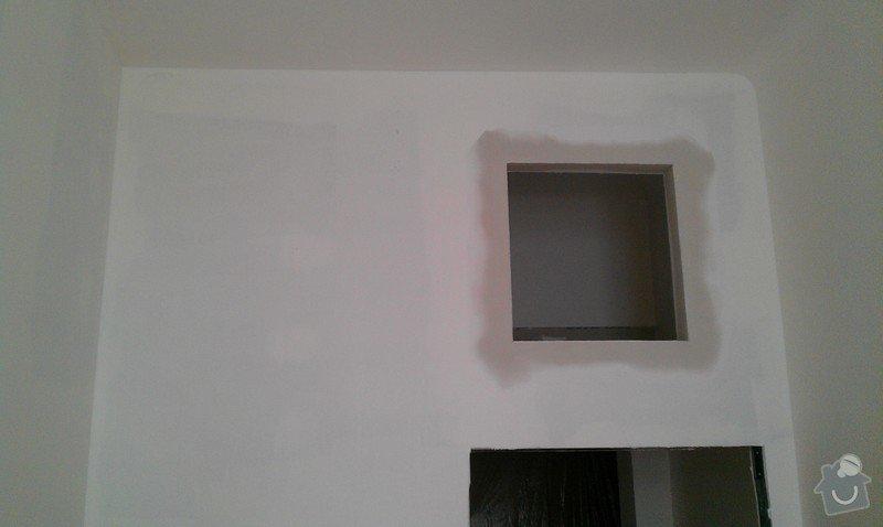 Rozdělení místnosti a montáž podlahy: IMAG0041