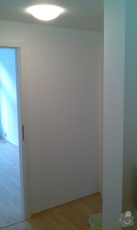 Rozdělení místnosti a montáž podlahy: IMAG0051