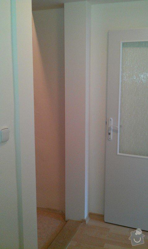 Rozdělení místnosti a montáž podlahy: IMAG0053