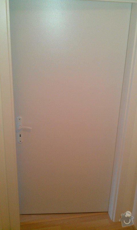 Rozdělení místnosti a montáž podlahy: IMAG0056