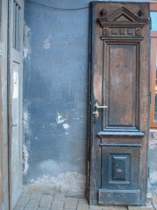 Repase venkovních dveří ze začátku 20. století: DSC07627_kopie