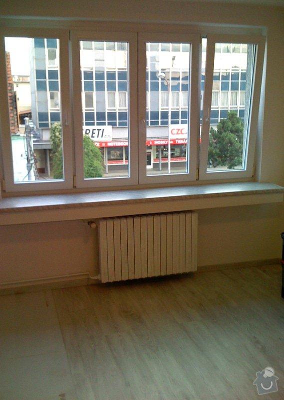 Rekonstrukce malého bytu - 22 m2 -Brno: AD_0084