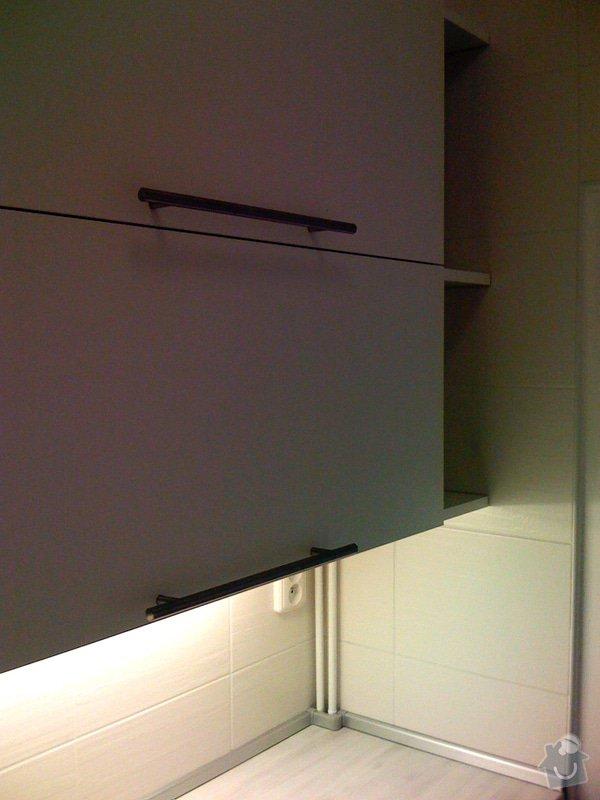 Rekonstrukce malého bytu - 22 m2 -Brno: AD_0129