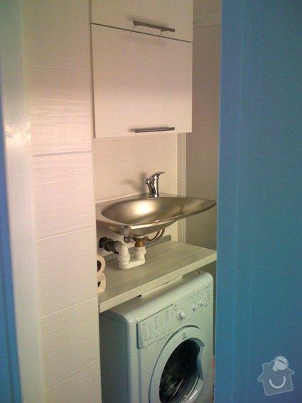 Rekonstrukce malého bytu - 22 m2 -Brno: AD_0125