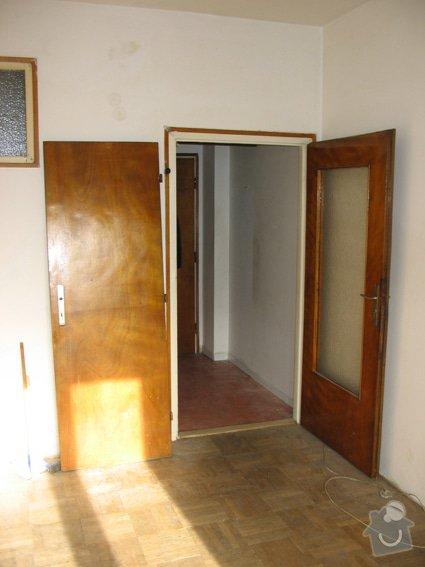 Rekonstrukce malého bytu - 22 m2 -Brno: puv_stav_9440