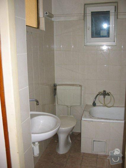 Rekonstrukce malého bytu - 22 m2 -Brno: puv_stav_9441