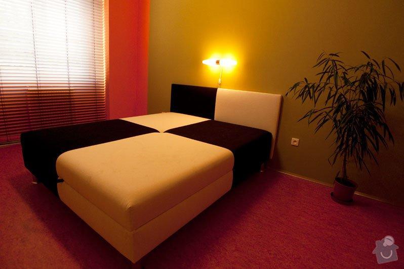 Atypický mezonetový apartmán: loznice2
