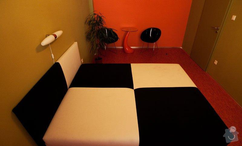 Atypický mezonetový apartmán: loznice1