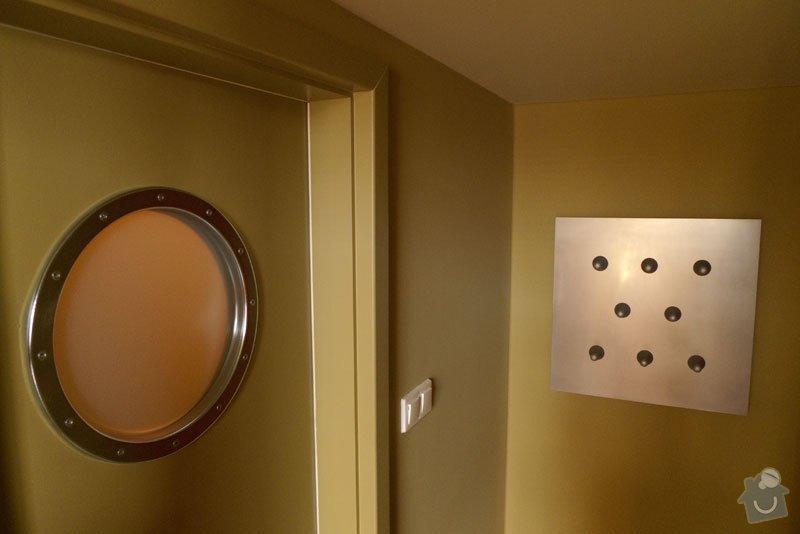 Atypický mezonetový apartmán: nautilus