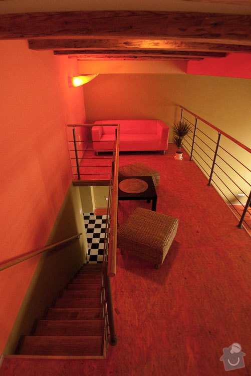 Atypický mezonetový apartmán: mezonet2