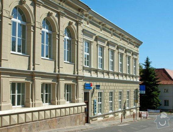 Atypický mezonetový apartmán: budova__venkovni_pohled_23
