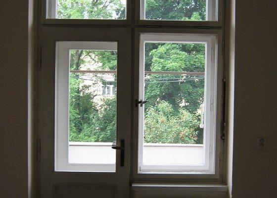 Rekonstrukce oken