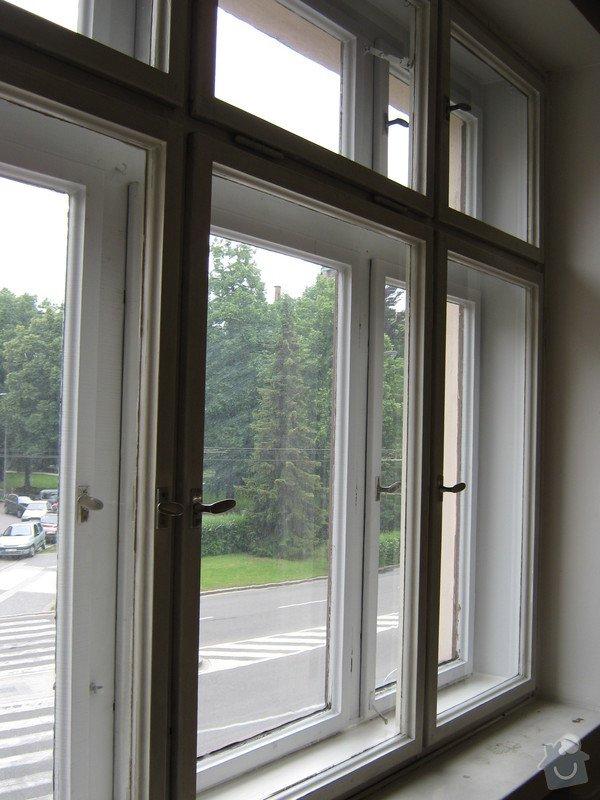 Rekonstrukce oken: byt_Divisova_ulice_059