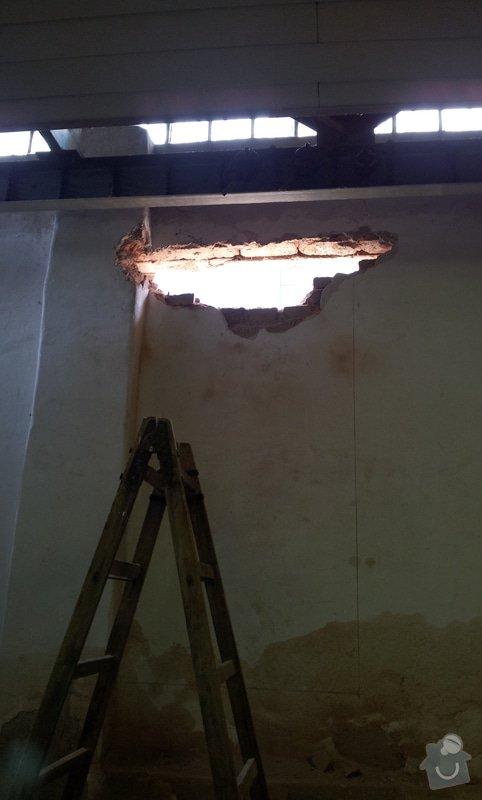 Stavebni uprava objektu: 20120705_133851
