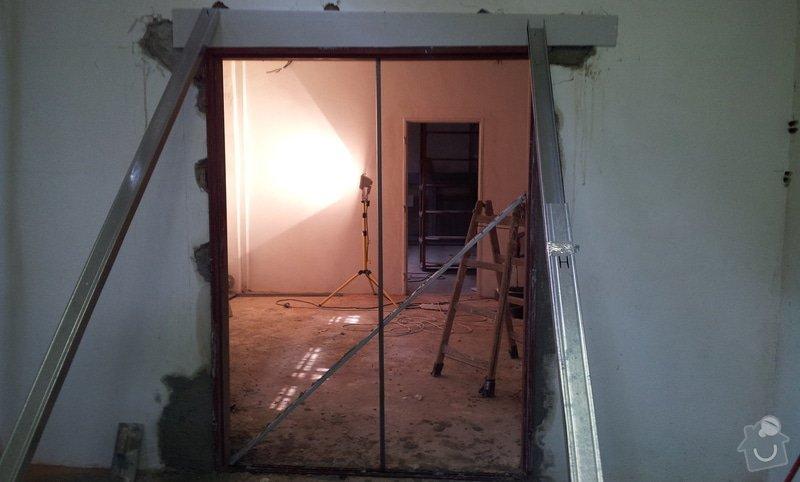 Stavebni uprava objektu: 20120705_133900
