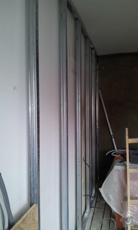 Odhlučnění mezibytové stěny: 20120719_121838
