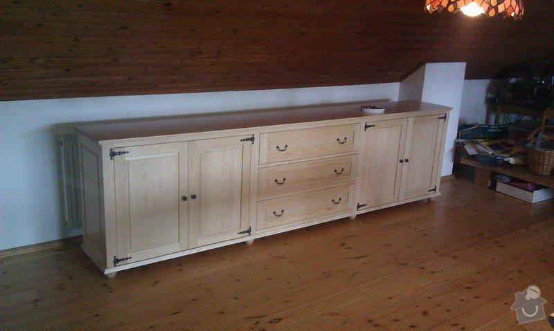 Výroba nábytku z masivu: IMAG0365