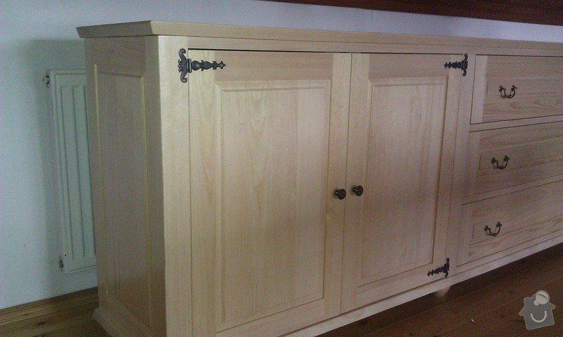 Výroba nábytku z masivu: IMAG0366