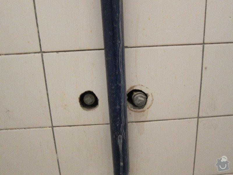 Instalace umyvadla a vody na stávající záchod: IMG_4624