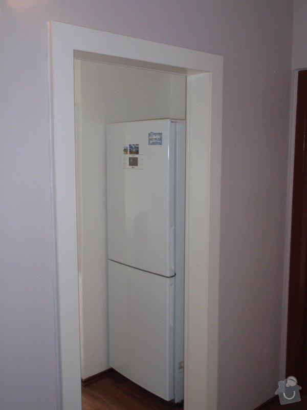 Rekonstrukce bytového jádra + kuchyňská linka: P7202408