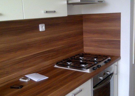 Rekonstrukce bytového jádra + kuchyňská linka
