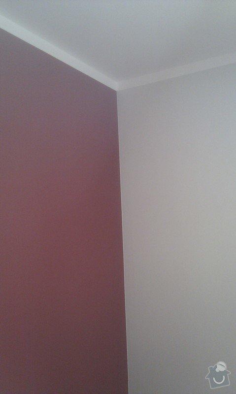 Hvězdný strop + výmalba stěn: IMAG0297