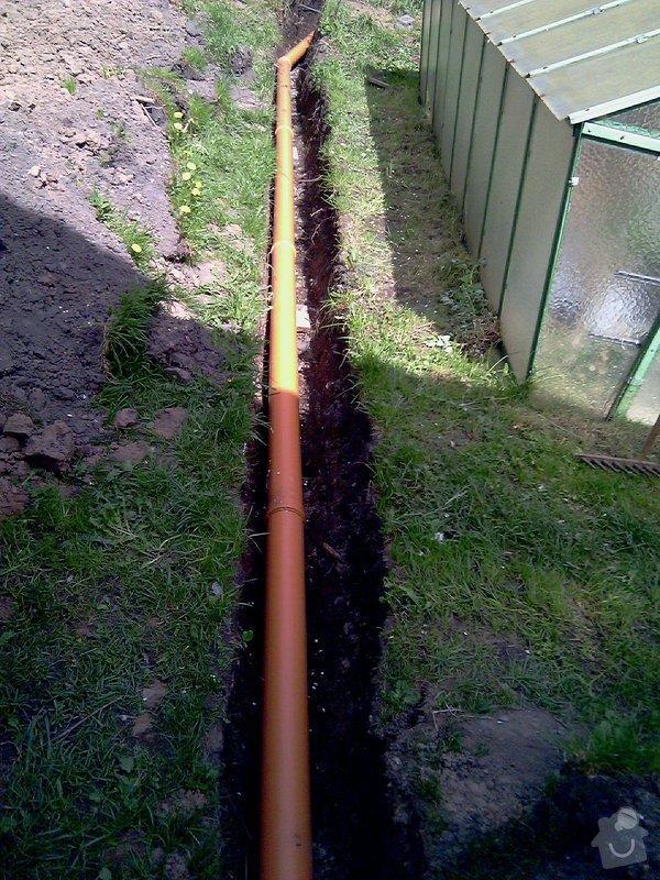 Úpravy topení, odpadů a teplé studené vody během rekonstrukce: IMAG0138