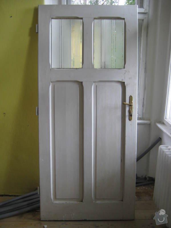 Oprava a nátěr starých interiérových dveří: dvere_na_repas_1