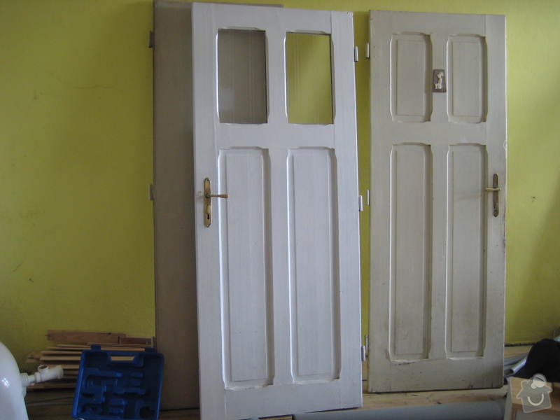 Oprava a nátěr starých interiérových dveří: dvere_na_repas_2_a_3
