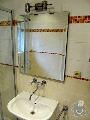 Rekonstrukce elektro koupelny: c