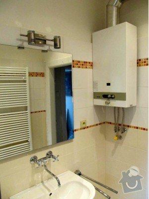 Rekonstrukce elektro koupelny: f