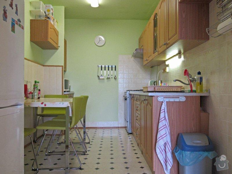 Stropní SDK podhled do kuchyně: kuchyn_celek_01