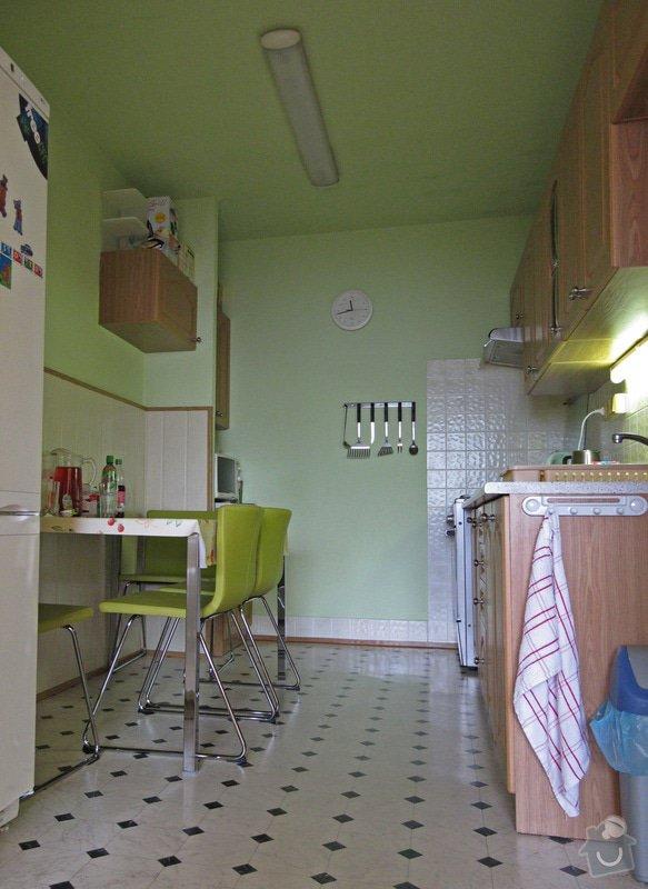 Stropní SDK podhled do kuchyně: kuchyn_celek_02