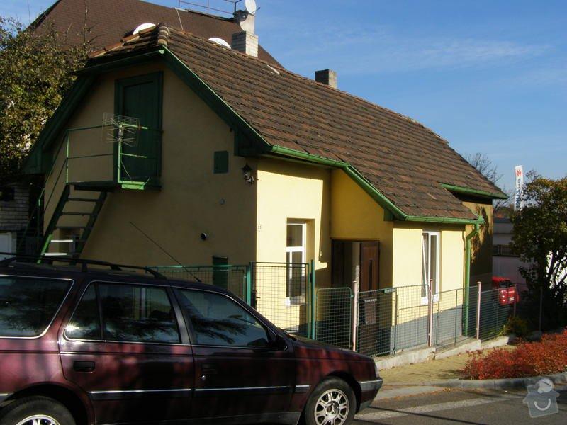 Rekonstrukce  střechy: PA270134