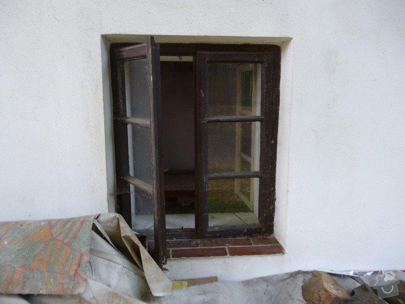 Plastová okna nebo eurookna: P1000589