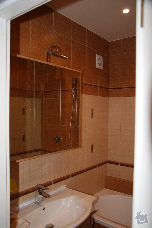 Rekonstrukce části bytu: IMG_0009