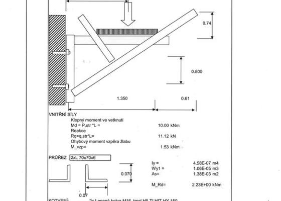 Zachytávací žlab, uzavření obvodového pláště