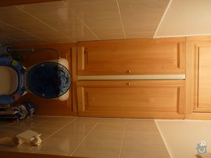 Závěsný záchod (atypická nádržka): P1360771
